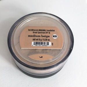 New bareMinerals Original Foundation Medium Beige